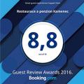 Číst dál: Máme ocenění z Booking.com