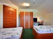Penzion Kamenec - Čtyřlůžkový pokoj